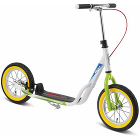 Puky R 07 L Balloon Scooter Kids white/kiwi